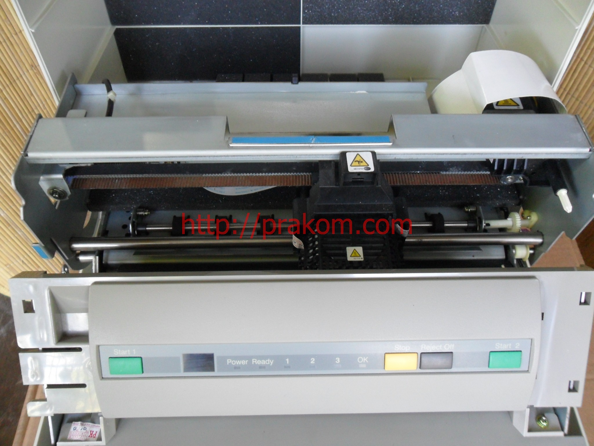 printer passbook ibm