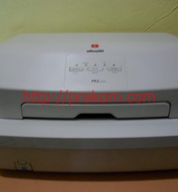 perbaikan printer passbook olivetti pr2plus