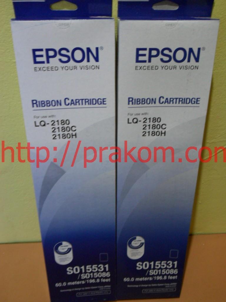 ribbon epson LQ2180 cartridge