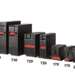 server ibm as400