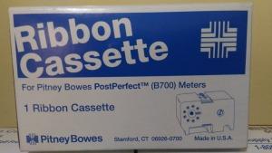 Ribbon Cassette Pitney Bowes B700