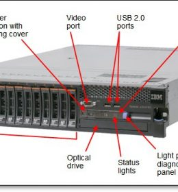 IBM System X3650 M3 Server Specification