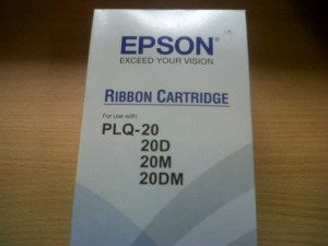 Epson PLQ 20 Ribbon