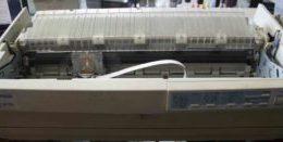 cara service printer dotmatrix LQ 2190