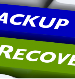 backup recovery center